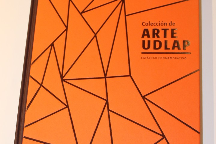 Catálogo de la Colección de Arte UDLAP- Nicias Sejas García- Mención Honorífica categoría Tapa- cubierta