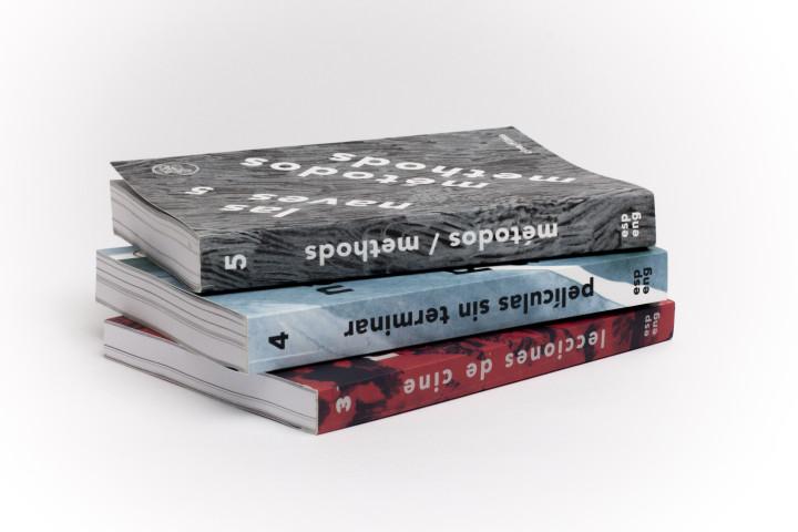 Colección Las Naves - Julián Villagra, Diego Berakha y Victoria Lamas (2)- Mención Destacada categoría Colección Tapa- cubierta