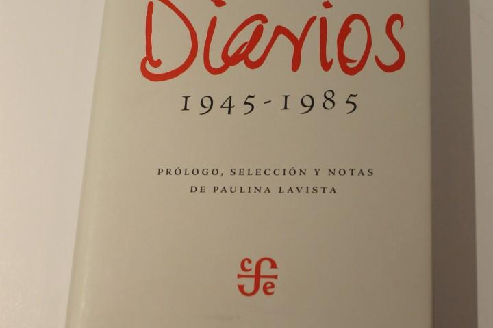 Diarios 1945 -1985 - León Muñoz Santini- Mención Honorífica categoría No Ficción