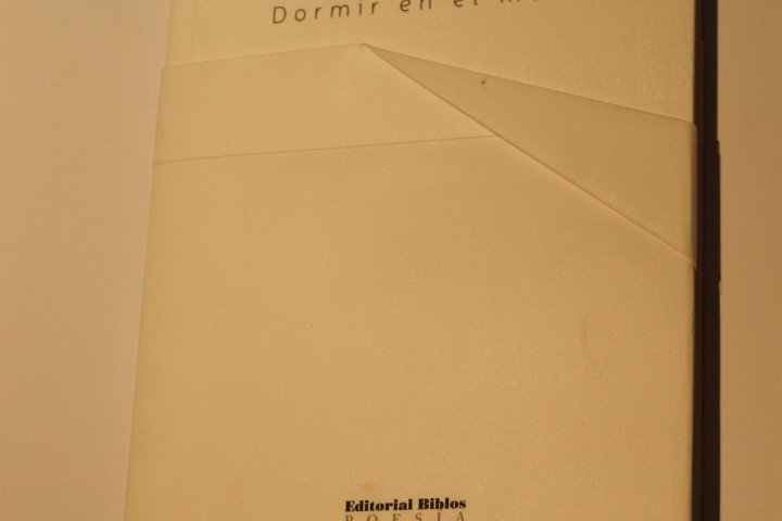 Dormir en el medio - Leticia Kutianski y María Paz Tamburrini- Mención Honorífica categoría Poesía