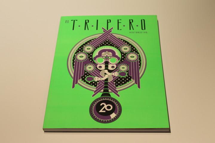 El Tripero - Mariano Grassi, Christian Montenegro y Daniela Kantor- Mención Honorífica categoría Tapa- cubierta