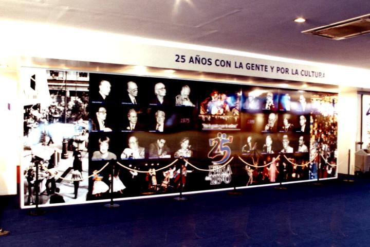 25 años de la Feria