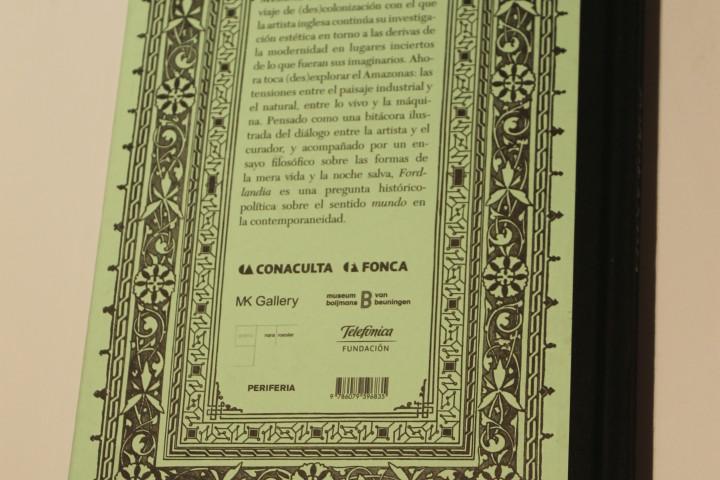 Fordlandia - Cristina Paoli- Mención Honorífica categoría Pictóricos