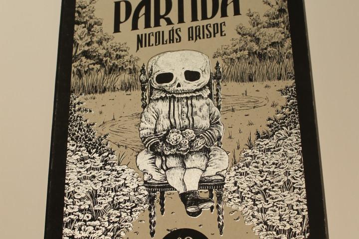 La madre y la muerte -La partida- Miguel Venegas Geffroy (2)Mención Honorífica categoria Infantil y Juvenil