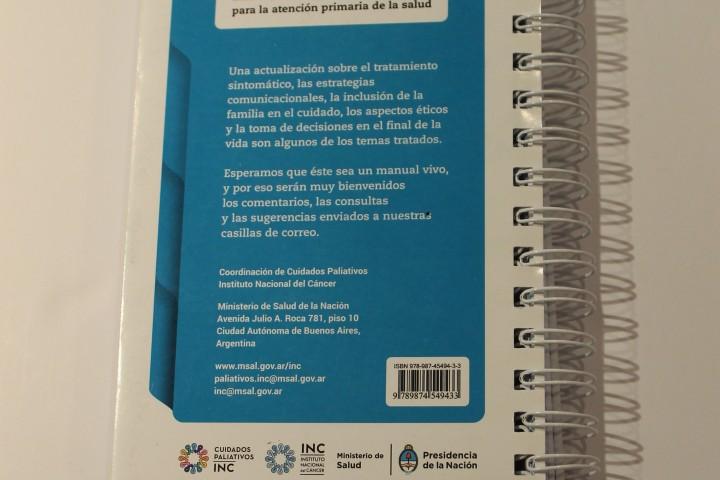 Manual de cuidados paliativos para la atención primaria de la salud - ZkySky- Mención Honorífica categoria Referencia