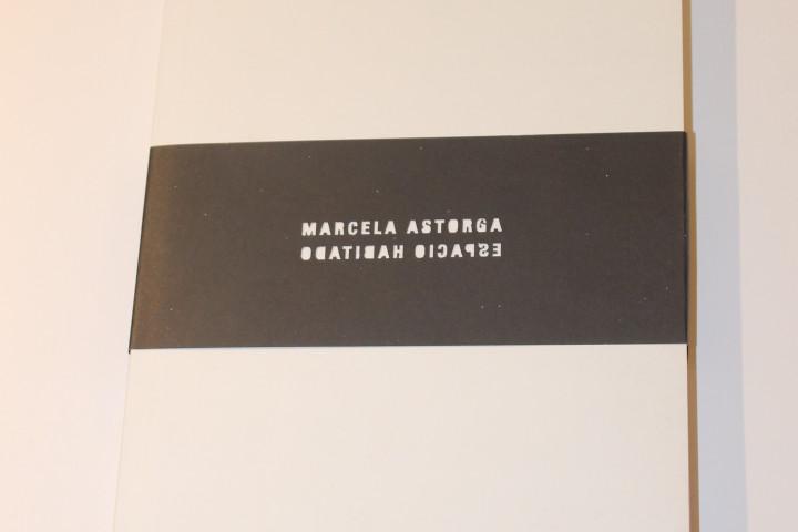 Marcela Astorga - Espacio Habitado - Fabian Trigo- Mención Honorífica categoría Pictóricos