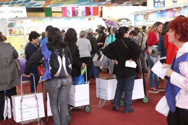 Feria del Libro - Conabip