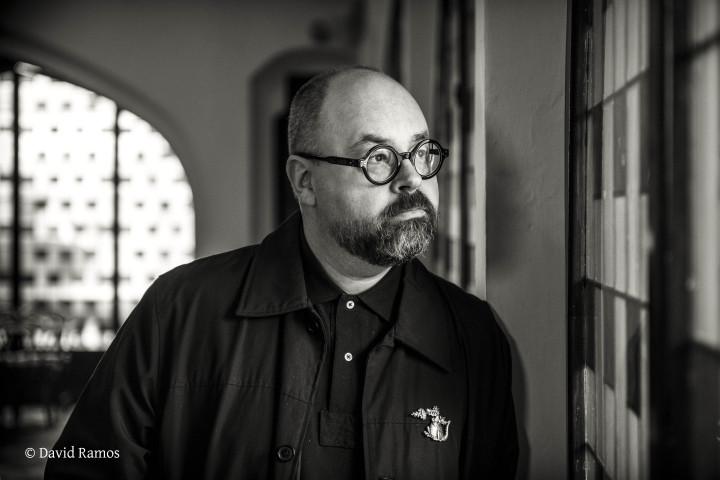 Carlos Ruiz Zafón - Foto de David Ramos