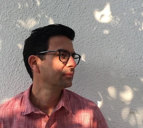 Nicolás Cabral por Laura Pardo