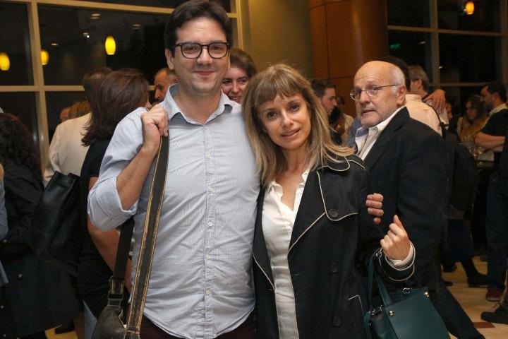 Patricio Zunini y Florencia Canale