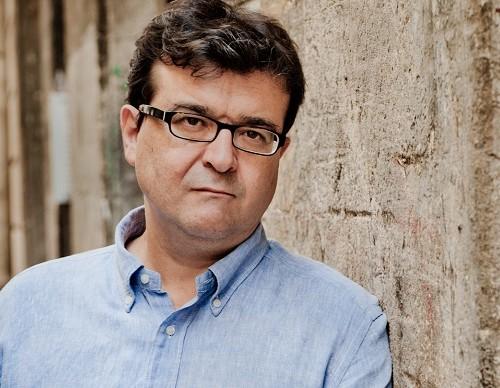 Javier Cercas © Joan Tomás