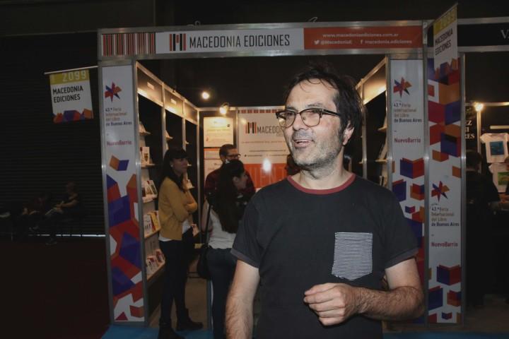 Macedonia Libros