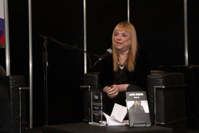 Premio de la Crítica - María Moreno